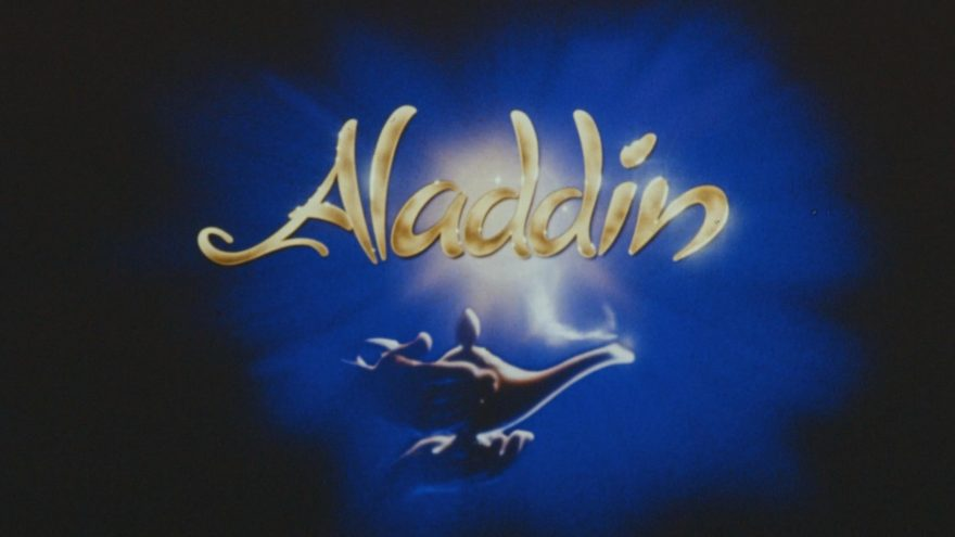 Aladdin Trailer in HD for the first time