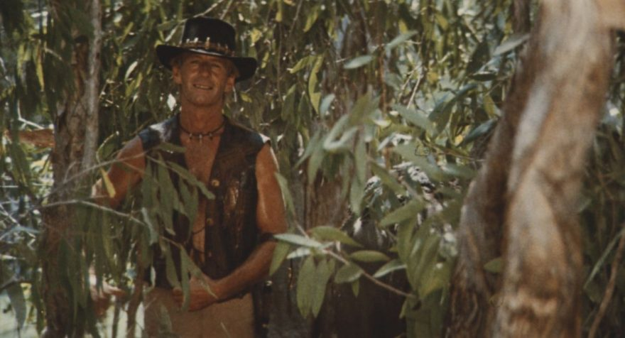 35mm Crocodile Dundee II Trailers