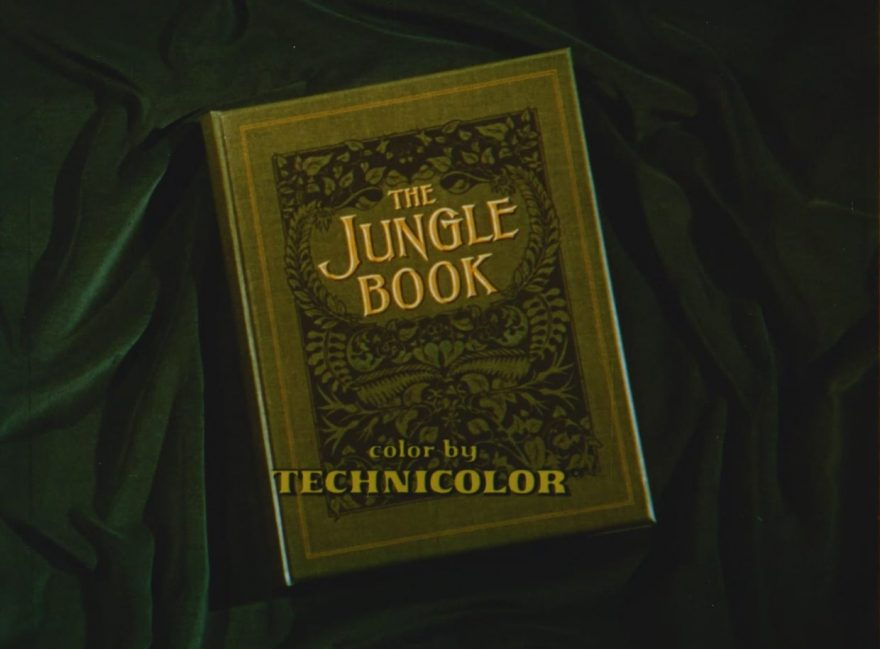 Scanning Jungle Book (1967)