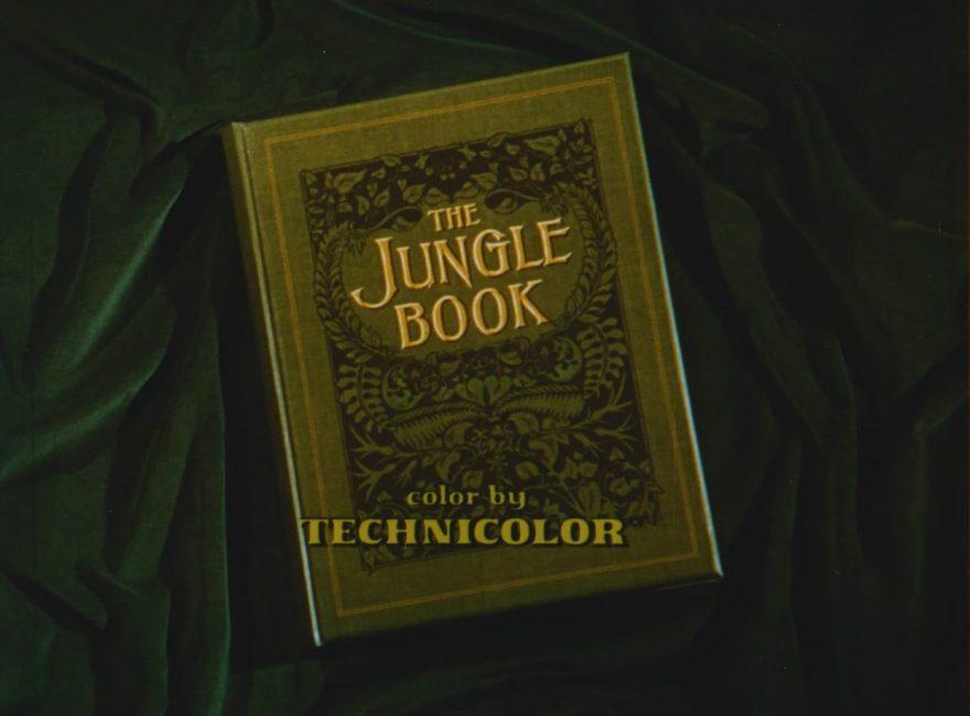 Scanning Jungle Book (1967)